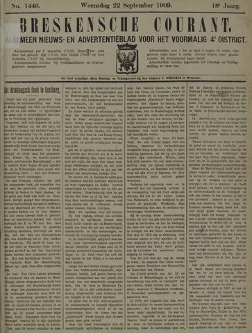 Breskensche Courant 1909-09-22