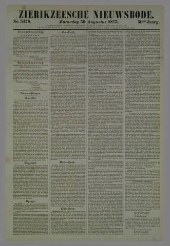 Zierikzeesche Nieuwsbode 1873-08-30