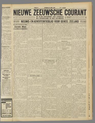 Nieuwe Zeeuwsche Courant 1934-04-14