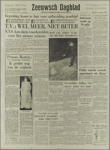 Zeeuwsch Dagblad 1959-08-25