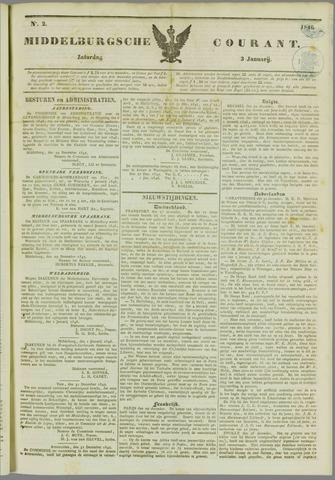 Middelburgsche Courant 1846-01-03