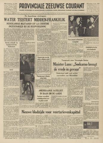 Provinciale Zeeuwse Courant 1960-10-05
