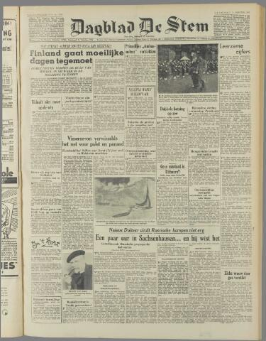 de Stem 1950-01-03