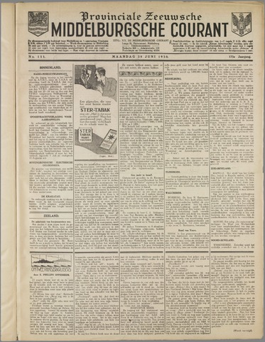 Middelburgsche Courant 1930-06-30