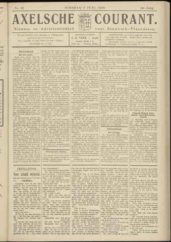 Axelsche Courant 1928-06-05