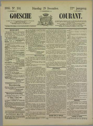 Goessche Courant 1885-12-29