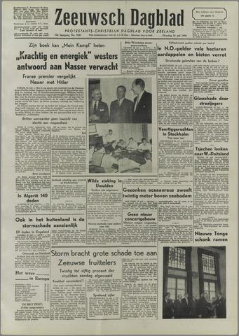 Zeeuwsch Dagblad 1956-07-31