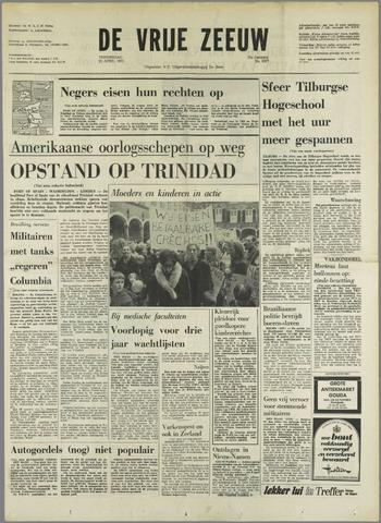 de Vrije Zeeuw 1970-04-23