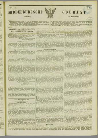 Middelburgsche Courant 1847-12-18