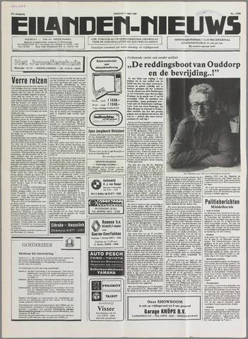 Eilanden-nieuws. Christelijk streekblad op gereformeerde grondslag 1985-05-17