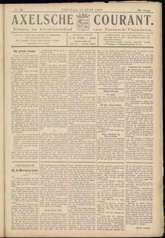 Axelsche Courant 1937-06-18