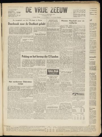 de Vrije Zeeuw 1950-12-11