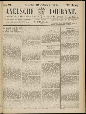 Axelsche Courant 1910-02-19