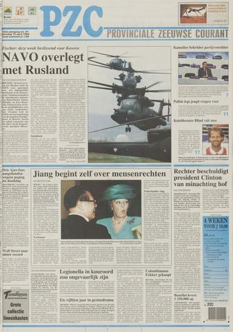Provinciale Zeeuwse Courant 1999-04-13