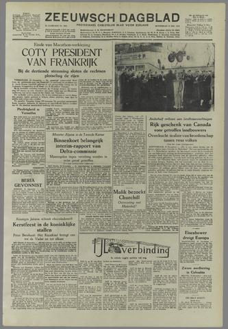 Zeeuwsch Dagblad 1953-12-24