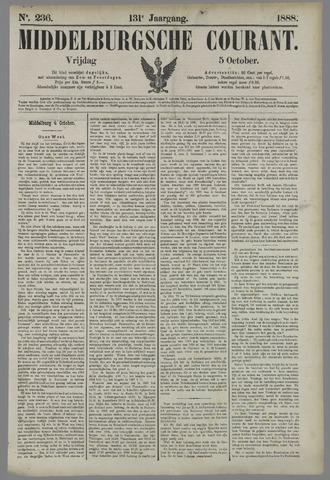 Middelburgsche Courant 1888-10-05