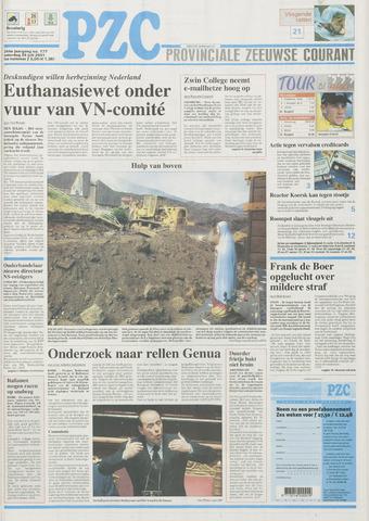Provinciale Zeeuwse Courant 2001-07-28