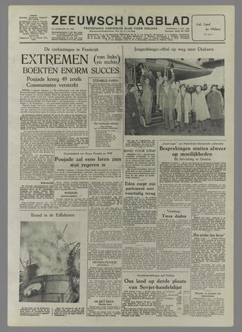 Zeeuwsch Dagblad 1956-01-04