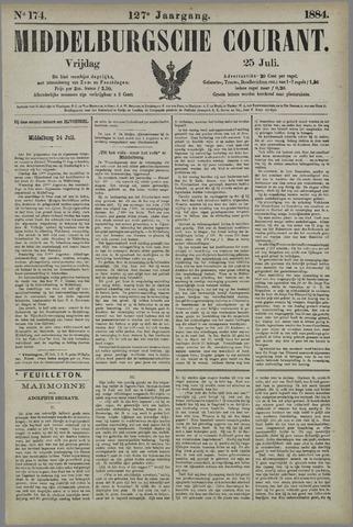 Middelburgsche Courant 1884-07-25