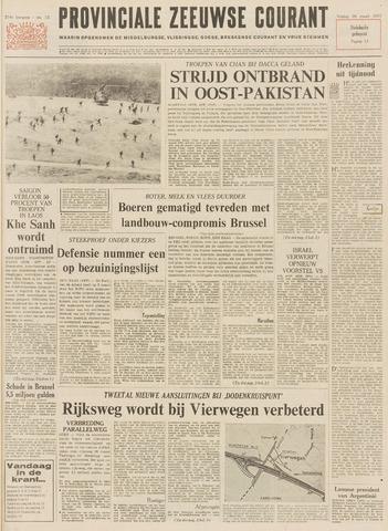 Provinciale Zeeuwse Courant 1971-03-26