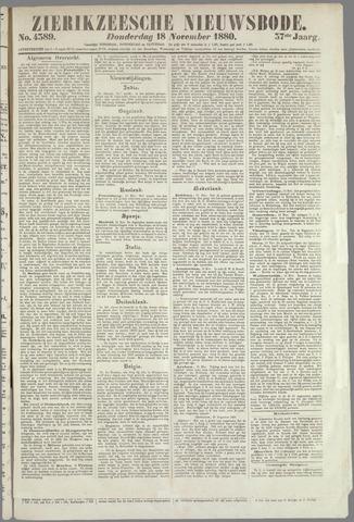 Zierikzeesche Nieuwsbode 1880-11-18