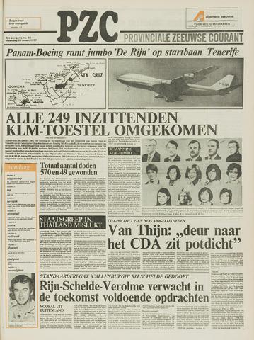 Provinciale Zeeuwse Courant 1977-03-28