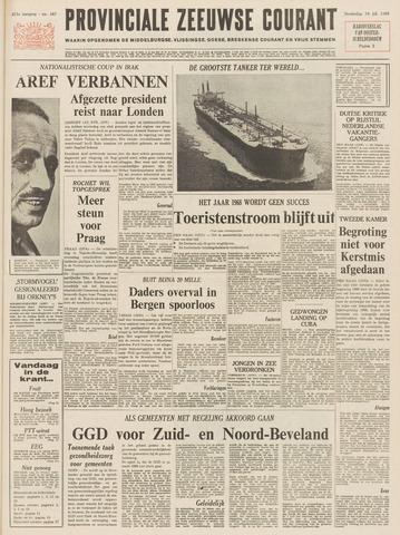 Provinciale Zeeuwse Courant 1968-07-18