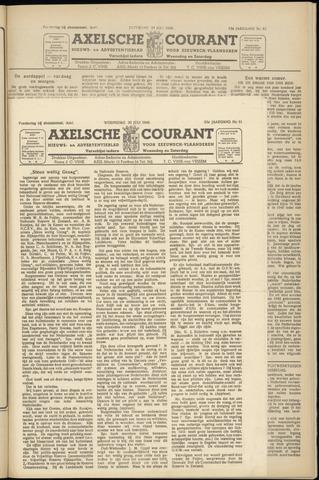 Axelsche Courant 1949-07-20