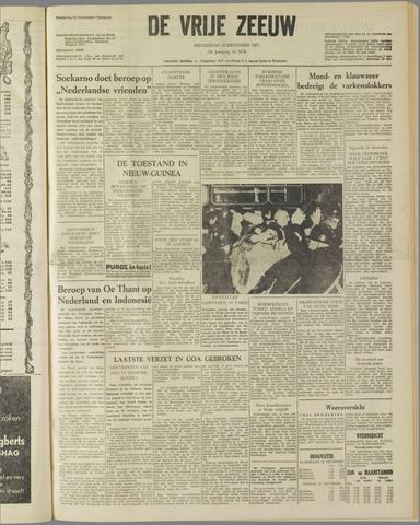 de Vrije Zeeuw 1961-12-21