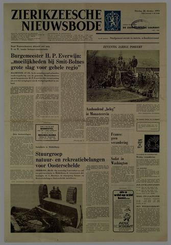 Zierikzeesche Nieuwsbode 1975-10-28