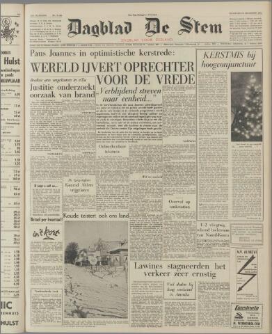 de Stem 1962-12-24