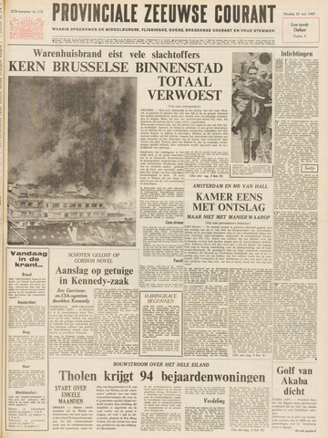 Provinciale Zeeuwse Courant 1967-05-23