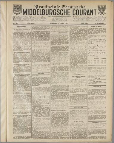 Middelburgsche Courant 1932-07-12