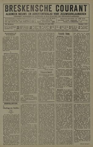 Breskensche Courant 1927-04-23