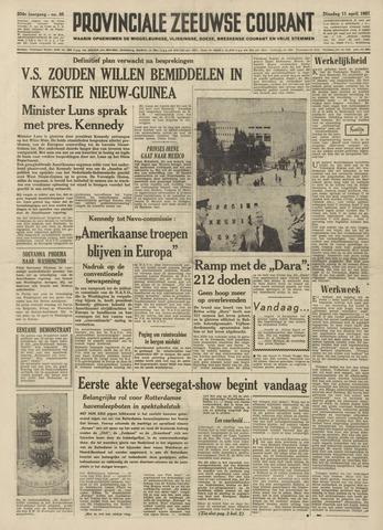 Provinciale Zeeuwse Courant 1961-04-11