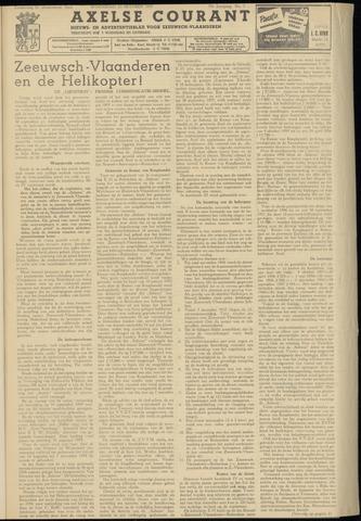 Axelsche Courant 1957-10-23