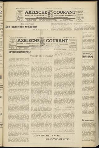 Axelsche Courant 1951