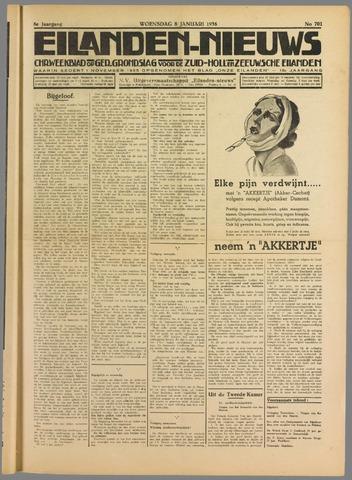 Eilanden-nieuws. Christelijk streekblad op gereformeerde grondslag 1936-01-08