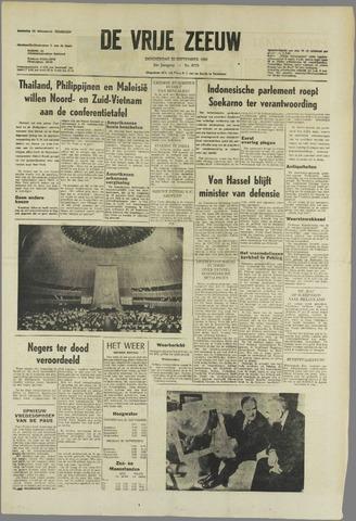 de Vrije Zeeuw 1966-09-22