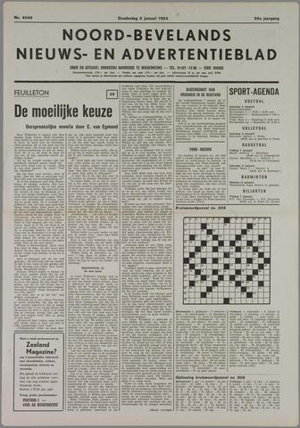 Noord-Bevelands Nieuws- en advertentieblad 1983-01-06