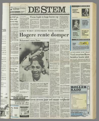 de Stem 1990-11-02