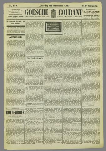 Goessche Courant 1927-12-24