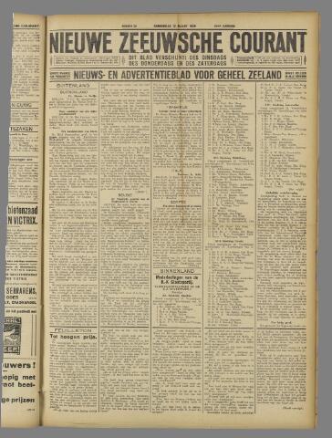Nieuwe Zeeuwsche Courant 1925-03-12
