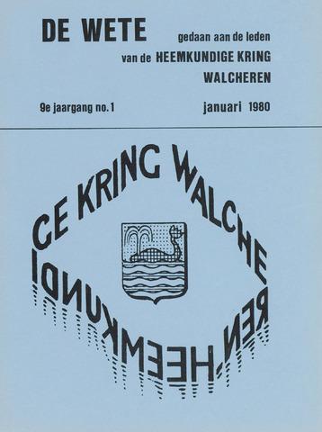 de Wete 1980-01-01