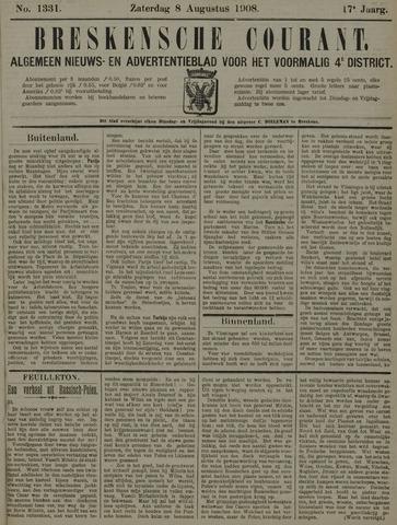 Breskensche Courant 1908-08-08