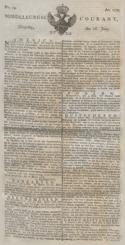 Middelburgsche Courant 1776-06-18
