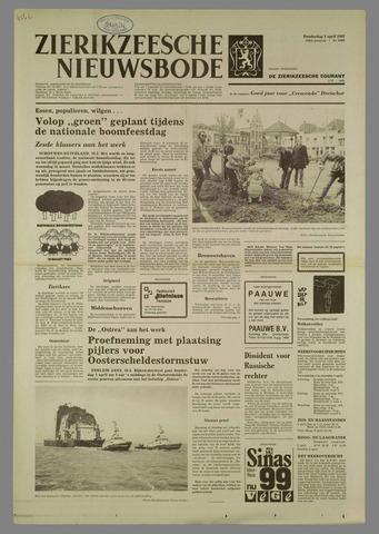 Zierikzeesche Nieuwsbode 1982-04-01