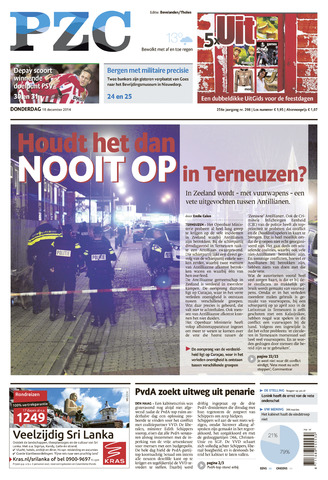 Provinciale Zeeuwse Courant 2014-12-18