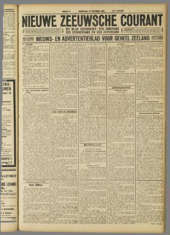 Nieuwe Zeeuwsche Courant 1928-11-29