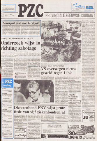 Provinciale Zeeuwse Courant 1988-12-23